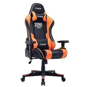 Musso Ergonomic (Orange) Gaming Chair