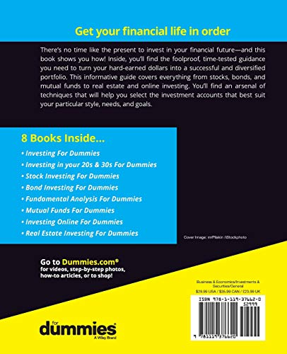 51PHw7GMsoL - Investing All-in-One For Dummies (For Dummies (Business & Personal Finance))