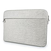 Laptop Sleeve bag, Water-Resistant Protective Laptop Sleeve Case Bag for MacBook Pro, MacBook Air, Ultrabook Netbook Tablet (Two Size: 13.3inch, 15.6 inch)