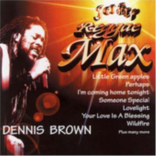 Dennis Brown - Jet Star Reggae Max By Dennis Brown (2003-07-22) - Zortam Music
