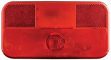Optronics A-ST50BP Red Replacement Lens