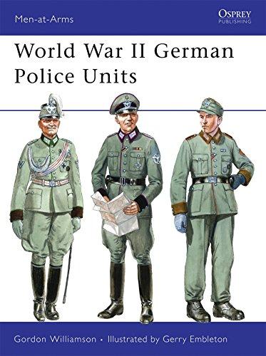 World War II German Police Units (Men-at-Arms)