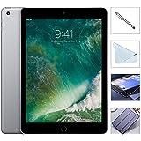 Apple iPad 9.7 Retina Display with $49.99 Bundle, 2017 5th Gen 32GB, M9, Wi-Fi, MIMO, Bluetooth, Apple iOS 10 (Space Gray)