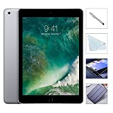 Apple iPad 9.7 Retina Display with $49.99 Bundle, 2017 5th Gen 32GB, M9, Wi-Fi, MIMO, Bluetooth, Apple iOS 10 (Space Gray)