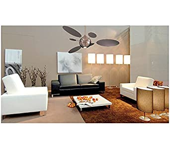 Minka aire f596 bn cirque 54 ceiling fan brushed nickel minka aire f596 bn cirque 54 ceiling fan brushed nickel modern ceiling fan amazon aloadofball Image collections