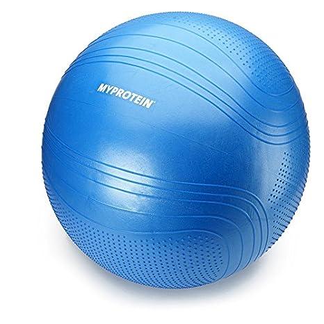 MyProtein. Pelota de yoga de 65 cm - Pelota de gimnasia - Pelota ...