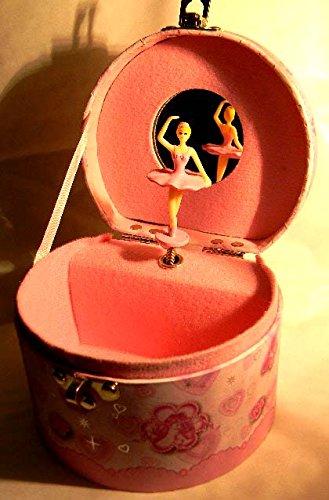 Boîte à bijoux musicale féerie Yves fely uk-016