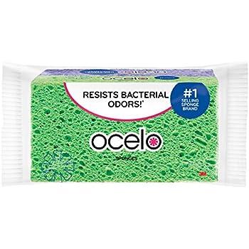 ocelo Utility Sponge, (2 Sponges Total)