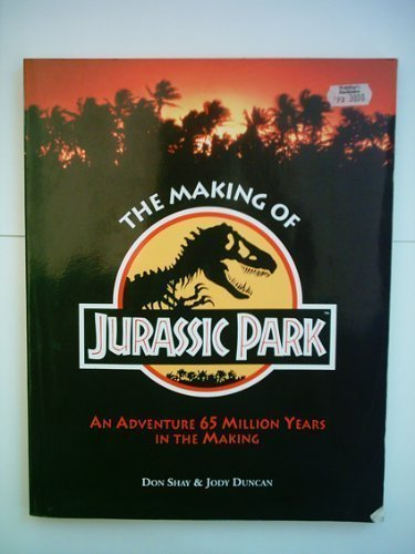 The Making of Jurassic Park by Ballantine Books