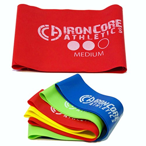 Iron Core Athletics Exercise Bands