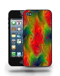 Cool Retro Art Paint Splash Phone Case Cover Designs for iPhone 5 5S