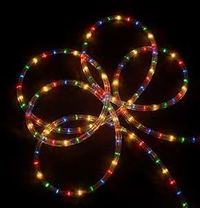 Amazon 18 Multi Color Indoor Outdoor Christmas Rope