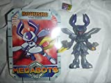 Medarot collection Sumirodonaddo (Medafosu ver) vs green, and blue (black clear) Medabots figure SUMILIDON (metallic) vs ROKUSHO (black clear) parallel import goods