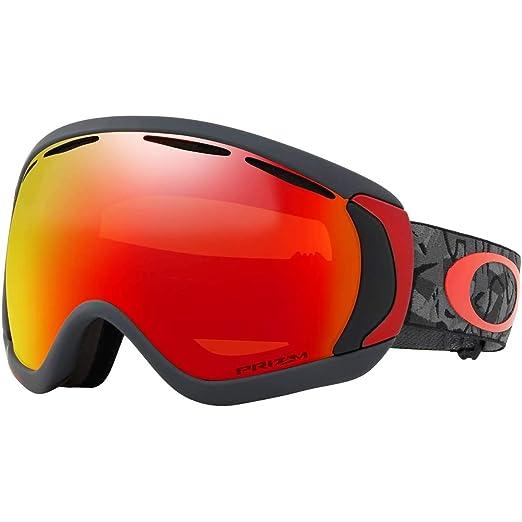 0494bda2e1a7 Amazon.com : Oakley Canopy Snow Goggle, Camo Vine Night, Large ...
