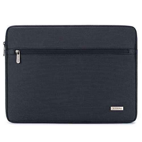 KIZUNA Laptop Sleeve Case 14 inch Water-Resistant Carrying Bag for 14