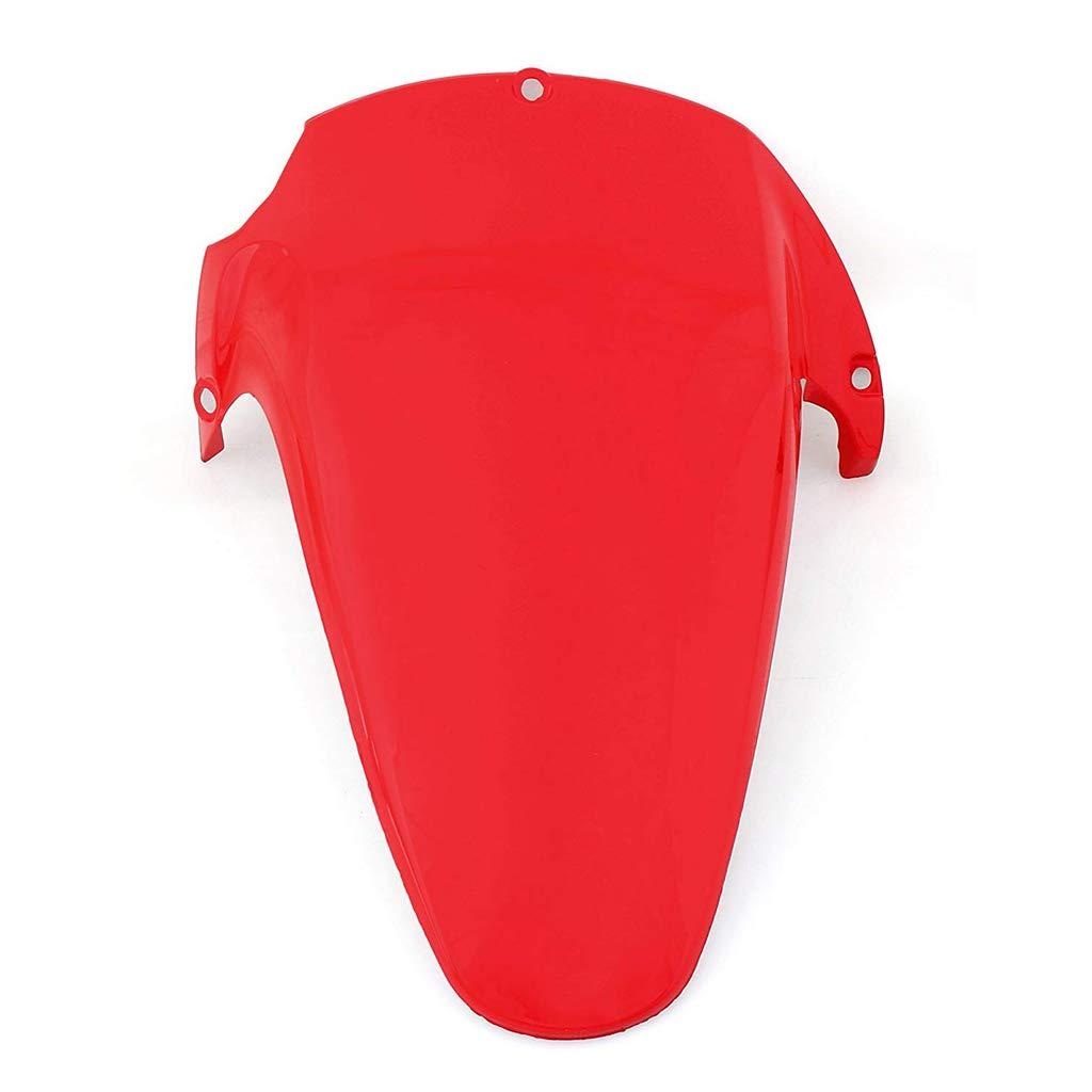 Guardabarros trasero para CBR954RR 2002-2003 color rojo