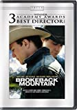 DVD : Brokeback Mountain (Full Screen Edition) by Heath Ledger