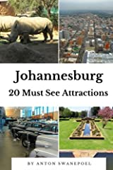 Johannesburg: 20 Must See Attractions (South Africa) Paperback