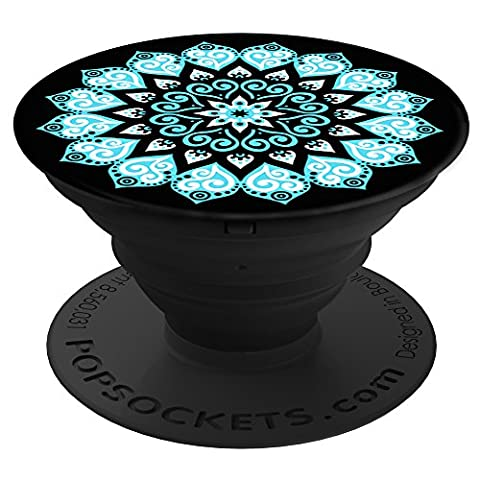 PopSockets: Expanding Stand and Grip for Smartphones and Tablets - Peace Mandala Sky (Cell Phone Accessories)