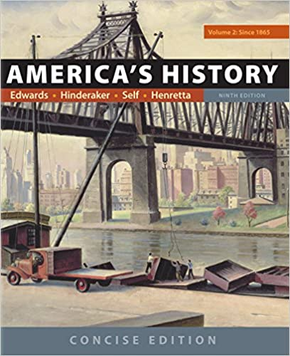 Amazon americas history concise edition volume 2 ebook americas history concise edition volume 2 9th edition kindle edition fandeluxe Choice Image