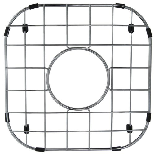 Kingston Brass Gourmetier GKWUS16168 Stainless Steel Grid for GKUS16168 12-1 4-Inch Length by 12-3 16-Inch Width
