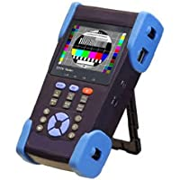 TRIPLETT VTX455 Byte Brothers Camera Wizard II, IP/CCTV Camera Tester with 6 IP and 6 CCTV Tests