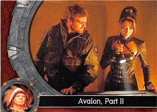 Daniel Jackson Vala Mal Doran trading card Stargate SG 1 2007#7 Michael Shanks Claudia Black
