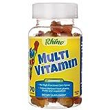 Nutrition Now Rhino Gummy Bear Vites, 70 Chews Review