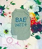 Bae Watch Dog Shirt