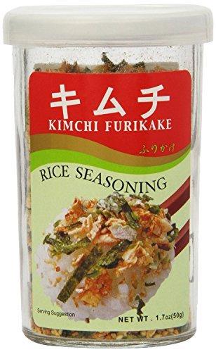 JFC Kimchi Furikake, 1.7-Ounce (Pack of 3) ()