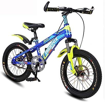 Bicicleta para niños de 7 a 10 años de Edad Bicicleta de montaña ...