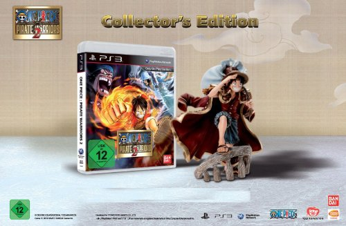 One Piece Warriors Collectors figurine Playstation product image