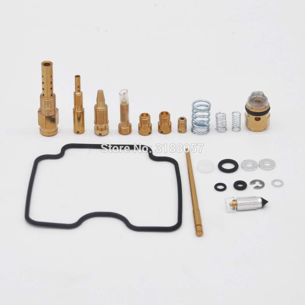 Riparazione del kit di rigenerazione del carb Carburatore per suzuki ltz400 ltz 400 z400 2003-2008