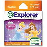 LeapFrog Explorer Game: Disney Princess Pop-Up Story Adventures (for LeapPad and Leapster)