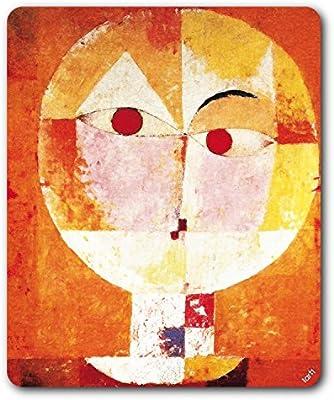 1art1 Paul Klee - Senecio, 1922 Alfombrilla para Ratón (23 x 19cm ...