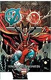 capa de Os Vingadores. Vingadores Infinitos