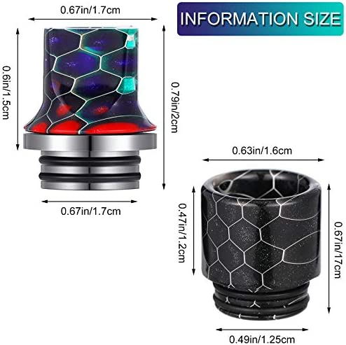 Smok tfv4 drip tip replacement _image4