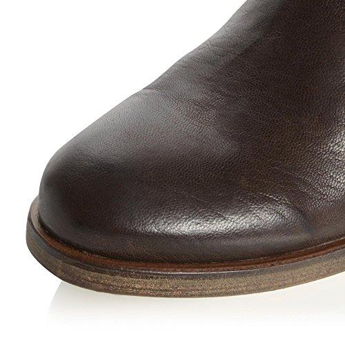 Dune - Botas para mujer marrón marrón 35 (3 UK)