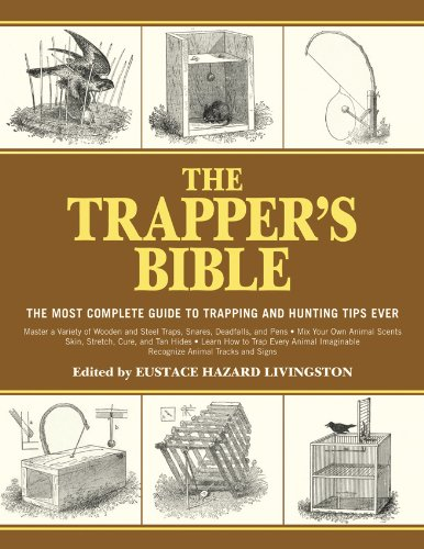 The 10 best trapping book