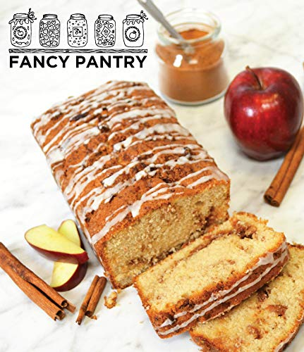 (Fancy Pantry Apple Fritter Quick Bread Mix and Pan, 16.5 Ounce)