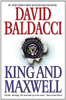 King & Maxwell 1455521299 Book Cover