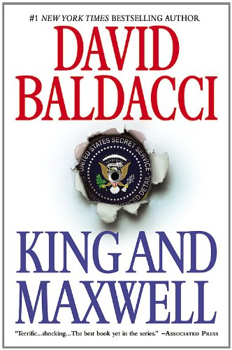 King & Maxwell - Book #6 of the Sean King & Michelle Maxwell