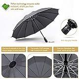 Bodyguard Inverted Umbrella, Windproof
