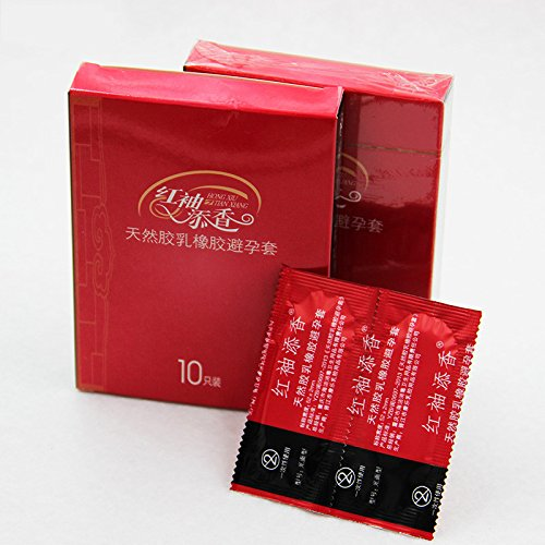 10 Pcs/pack Ultra Thin Large Oil Quantity Sex Condoms Sex Tool Products for Men Adult Sex Products