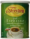 Ferrara Decaf Ground Coffee, Cafe Espresso, 8.75 Ounce For Sale