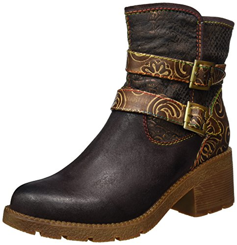 Laura Vita Women's Corine 01 Biker Boots Braun (Chocolat) marketable sale online free shipping new styles outlet ebay clearance cheap real buy cheap largest supplier QuB1VJ