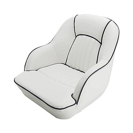 Captain Boat Seats >> Seamander Captains Chair Pontoon Boat Seat S1040 Series