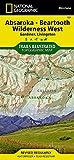 Absaroka - Beartooth Wilderness West, Montana Topographic Map: Gardiner, Livingston