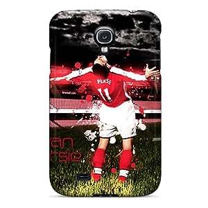 Dgn22602gdmX Douglasjoy2014 Van Persie Durable Galaxy S4 Tpu Flexible Soft Cases Black Friday