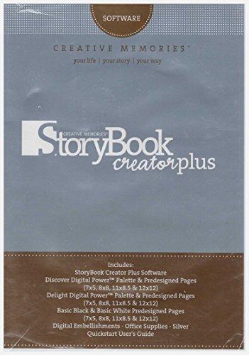 Creative Memories StoryBook Creator Plus software